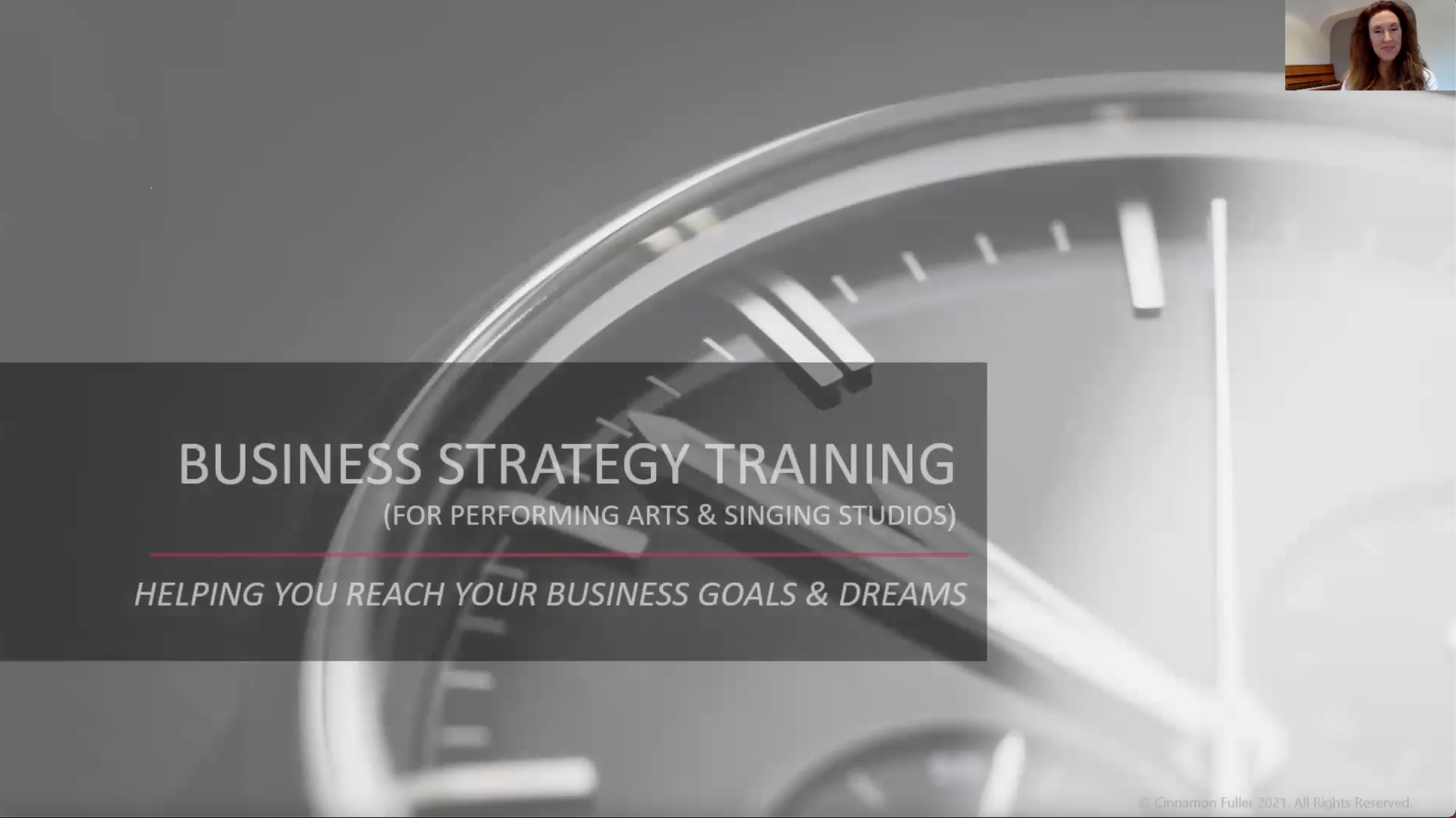 Introduction to Business Strategy Training Course